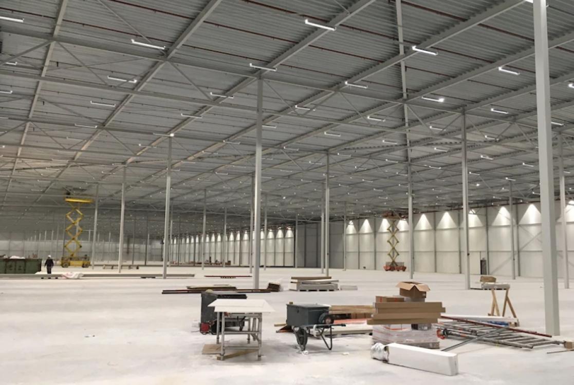 Distribution center Appelweg