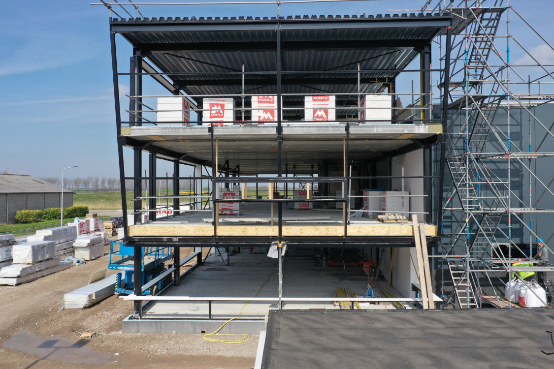 Industrial building FoodeQ